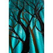 ZANGA késő ősz alumínium falikép, 100x50 cm