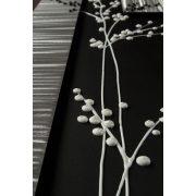 ZANGA cseresznyeág alu-olaj kombó dombormű falikép II, 40x120 cm