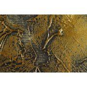 ZANGA levél olajkép, 60x60 cm